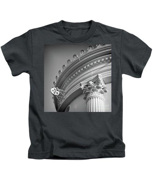 Closeup Of Lighthouse  -58750 Kids T-Shirt