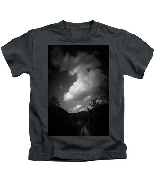 Cloud #2186 Kids T-Shirt