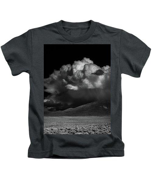 Cloud Burst Kids T-Shirt