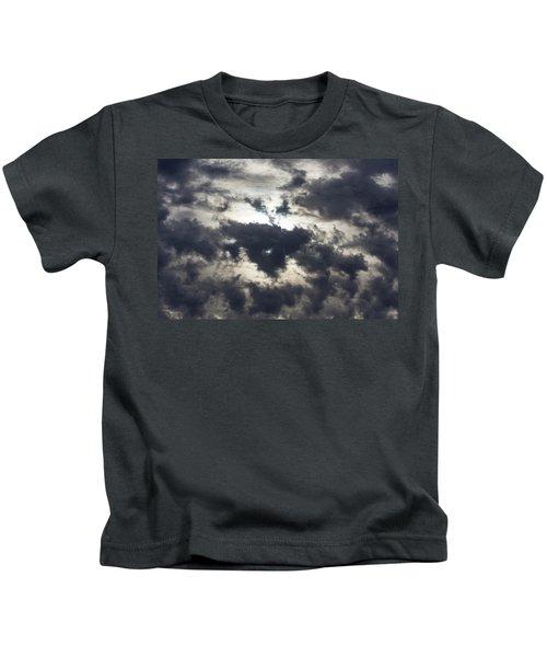 Clouds Kids T-Shirt
