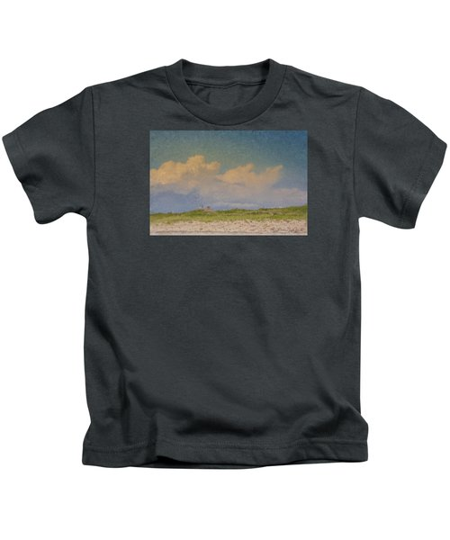 Clouds Over Goosewing Kids T-Shirt