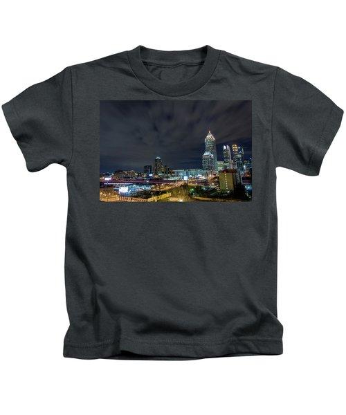 Cloudy City Kids T-Shirt