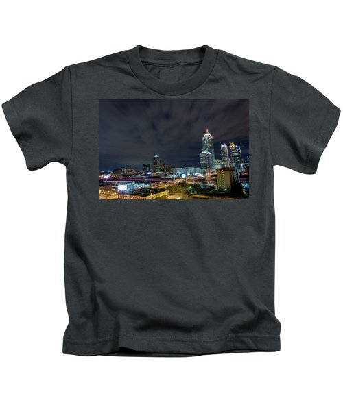 Cloudy City Kids T-Shirt