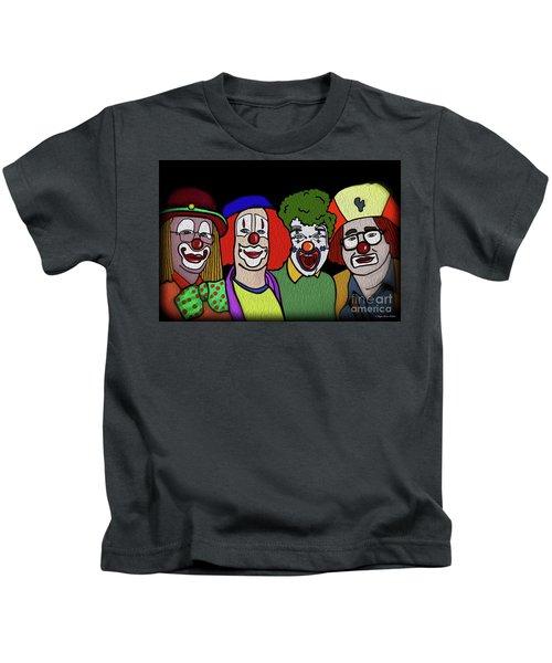 Clowns Kids T-Shirt