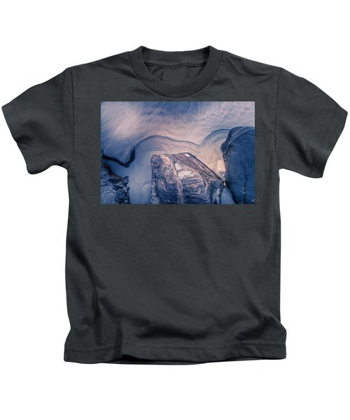 Coastal Rocks Kids T-Shirt