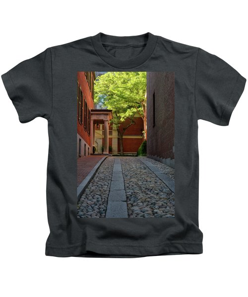 Cobblestone Drive Kids T-Shirt