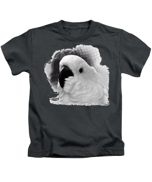 Cockatoo No 02 Kids T-Shirt
