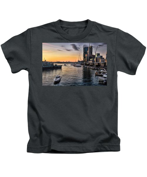 Cockle Bay Wharf Kids T-Shirt