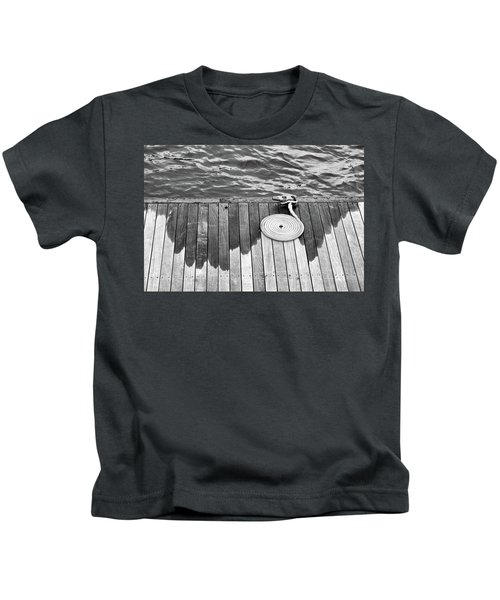 Coiled Rope Kids T-Shirt
