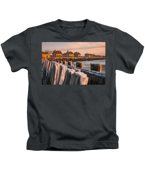 Cold Row Kids T-Shirt
