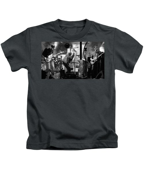Coldplay 15 Kids T-Shirt by Rafa Rivas