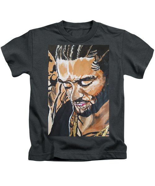 Colin Kaepernick Kids T-Shirt