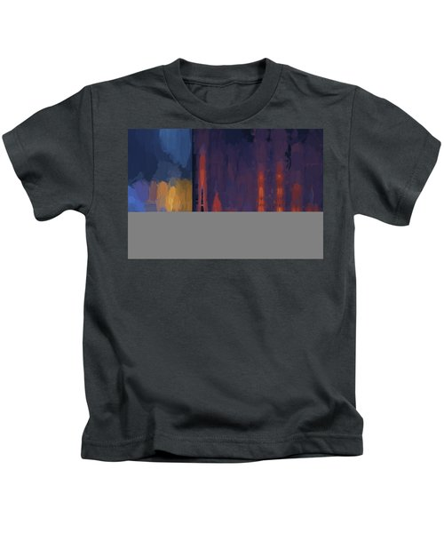 Color Abstraction Lii Kids T-Shirt