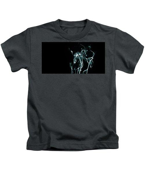 Color And Smoke Iv Kids T-Shirt