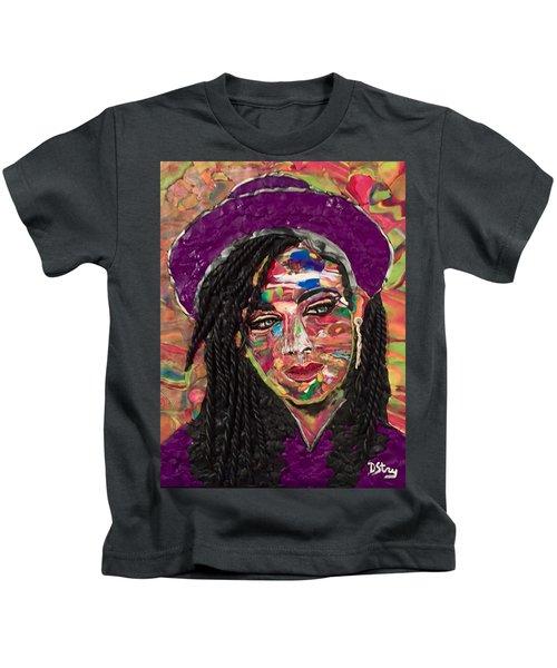 Color Chameleon Kids T-Shirt