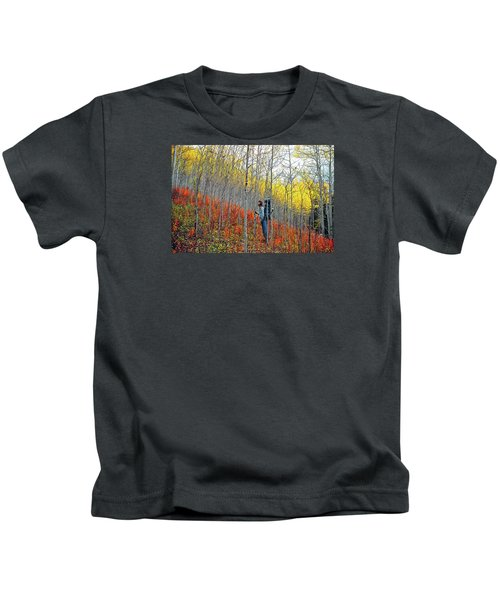 Color Fall Kids T-Shirt