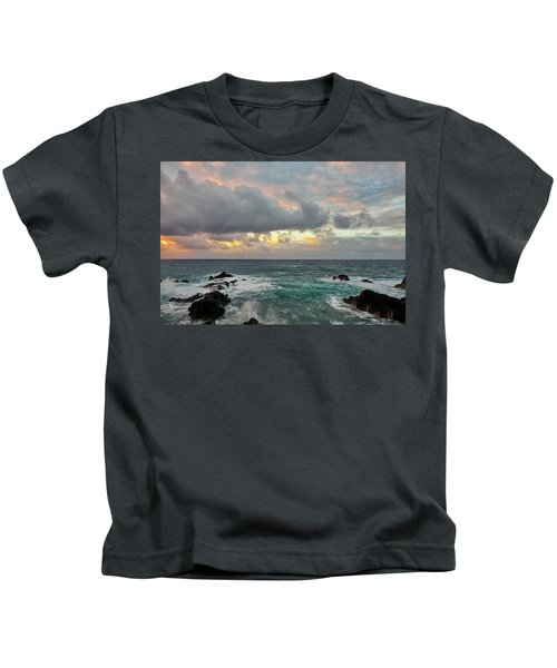 Color In Maui Kids T-Shirt