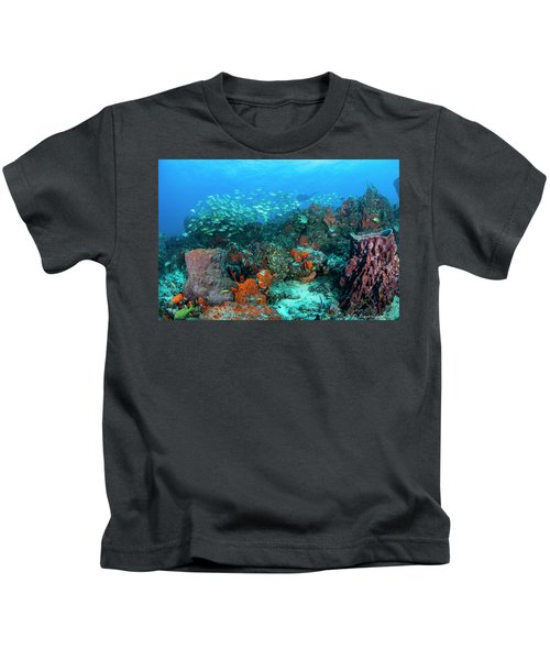 Color Of Life Kids T-Shirt