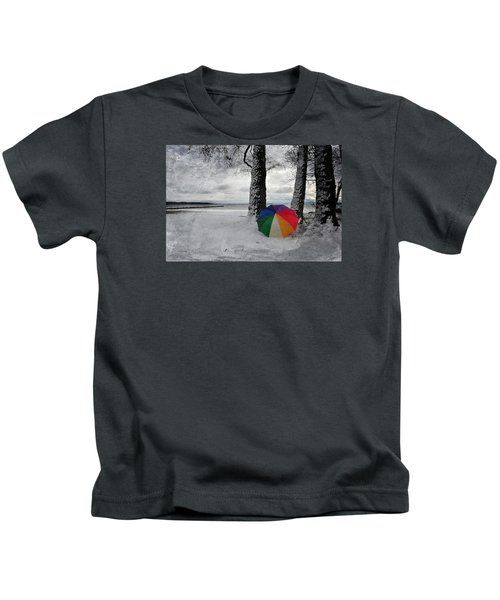 Color To The Melancholy Kids T-Shirt