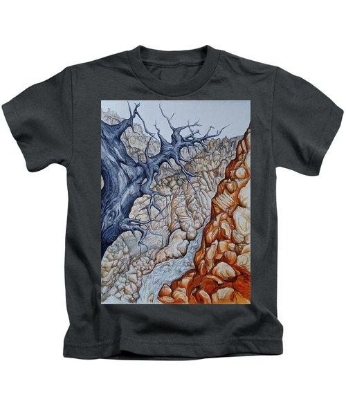 Colorado Canyon Kids T-Shirt