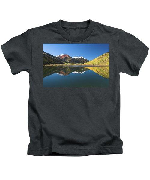 Colorado Reflections Kids T-Shirt