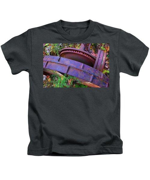 Colorful Gear Kids T-Shirt