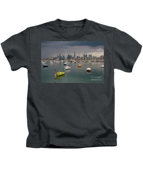 Colour Of Melbourne 2 Kids T-Shirt