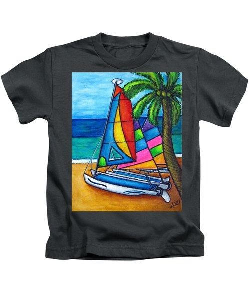 Colourful Hobby Kids T-Shirt