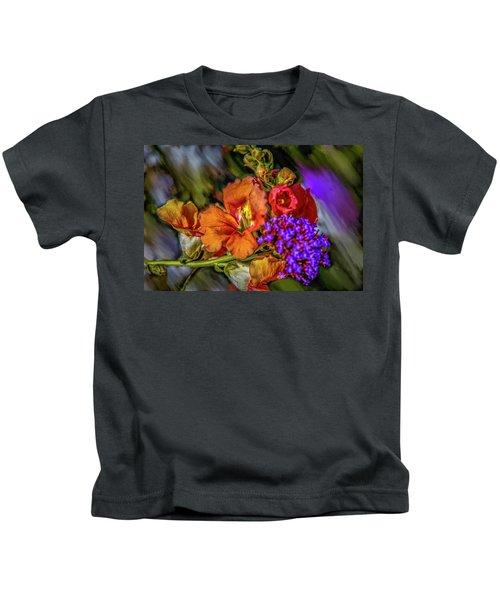 Colourful Pb #h8 Kids T-Shirt