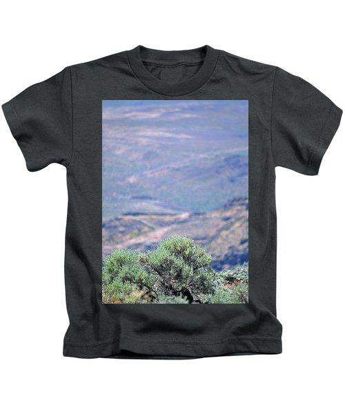 Columbia River Scenic View  Kids T-Shirt