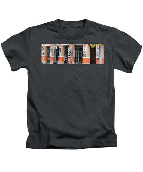 Columnart Kids T-Shirt