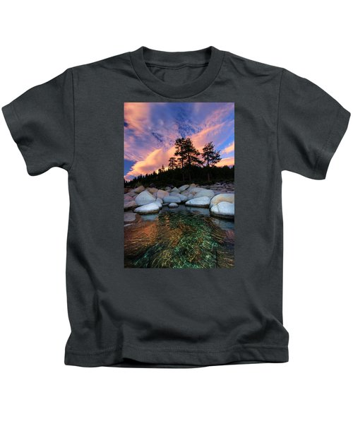Come Into My World Kids T-Shirt