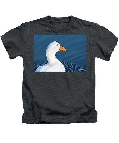 Come Swim With Me Kids T-Shirt
