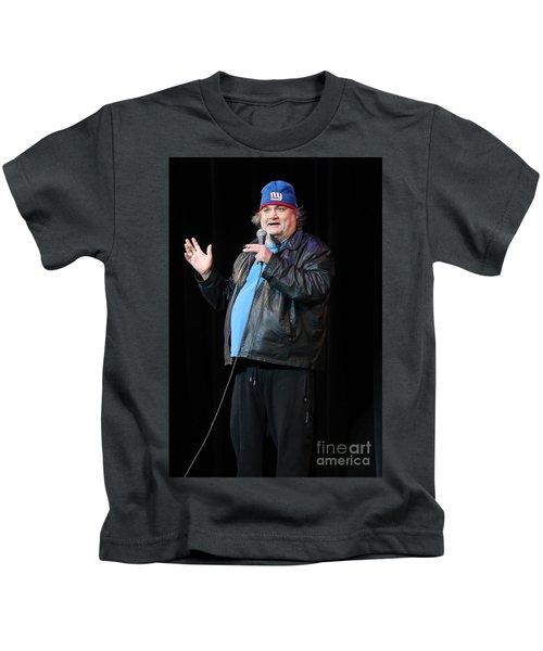 Comedian Artie Lange Kids T-Shirt