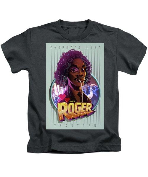 Computer Love Kids T-Shirt
