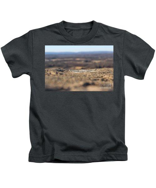 Concrete Landscape 1 Kids T-Shirt