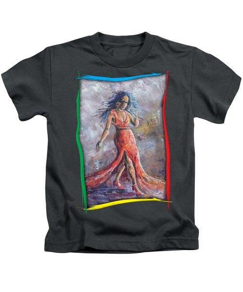 Confident Gait Kids T-Shirt