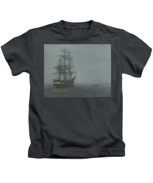 Contemplation Of Power Kids T-Shirt