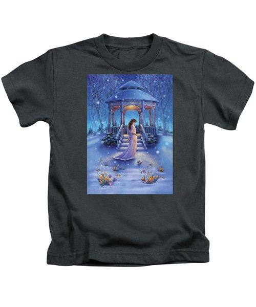 Cool Down - Crocus Kids T-Shirt