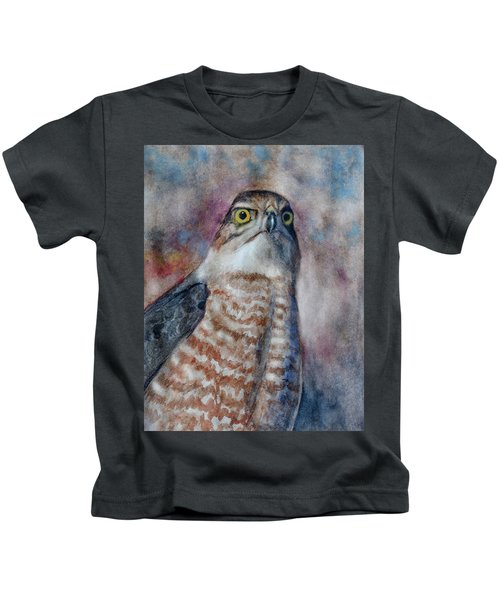 Coopers Hawk Wc Kids T-Shirt