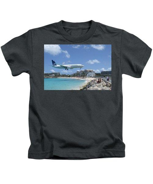 Copa 737 Princess Julianna Kids T-Shirt