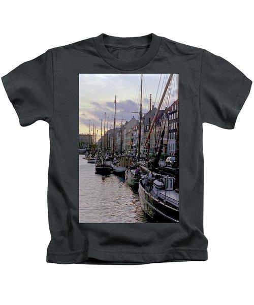 Copenhagen Quay Kids T-Shirt