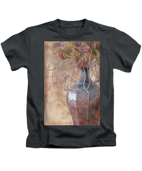 Copper Vase Kids T-Shirt