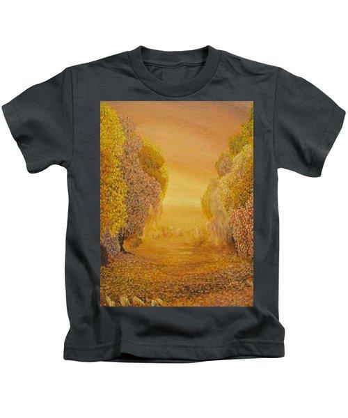 Coral Dawn Kids T-Shirt