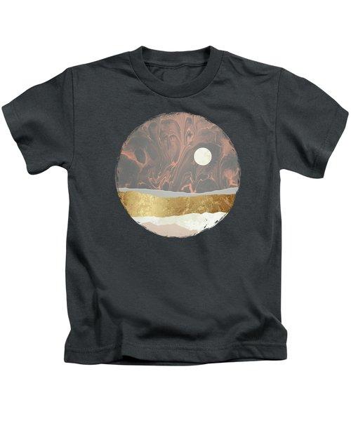 Coral Sky Kids T-Shirt