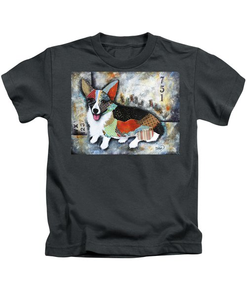 Corgi 2 Kids T-Shirt