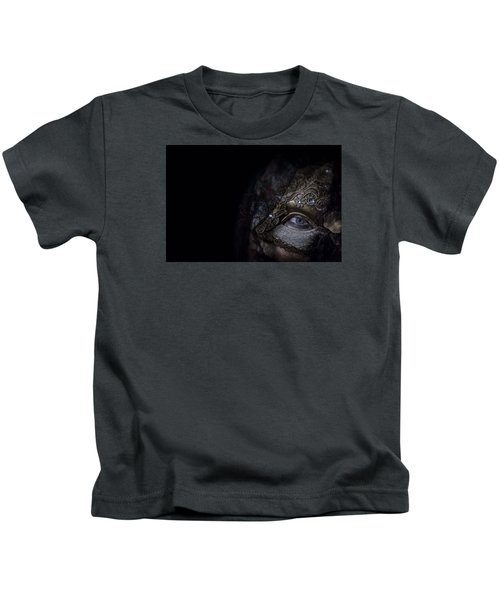 Corner Of My Eye Kids T-Shirt