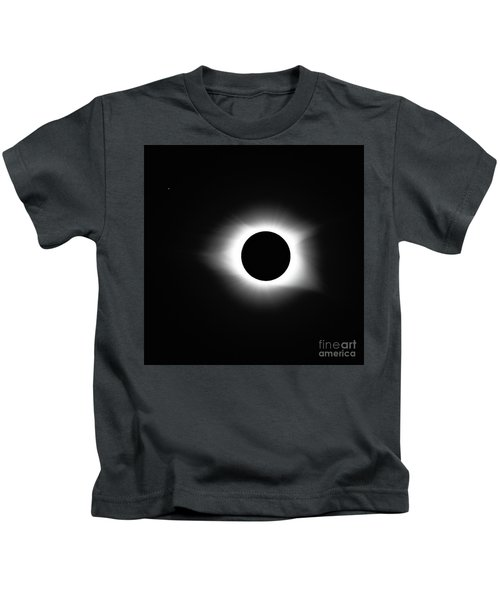 Totality 8-21-2017 Kids T-Shirt