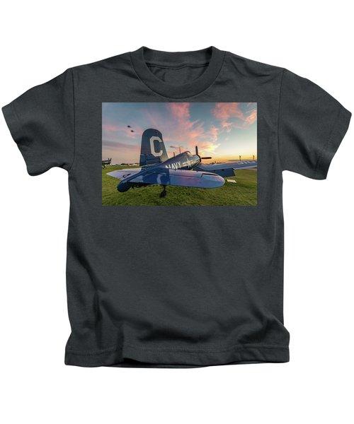 Corsair Sunset Kids T-Shirt
