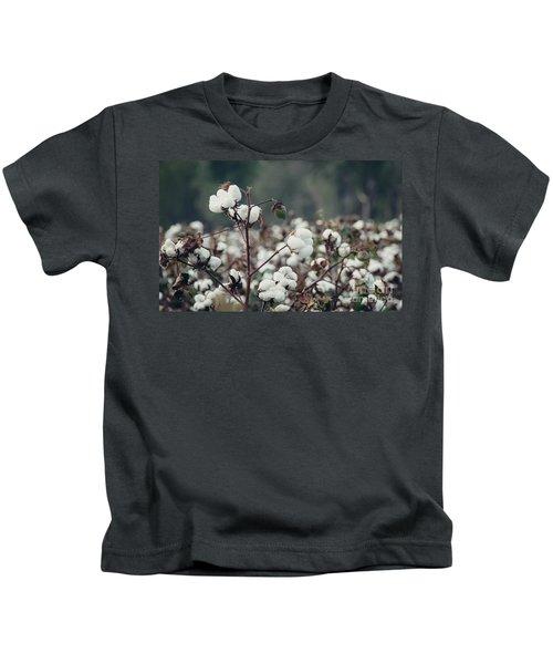 Cotton Field 5 Kids T-Shirt